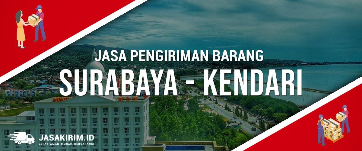 Jasa Ekspedisi Surabaya – Kendari
