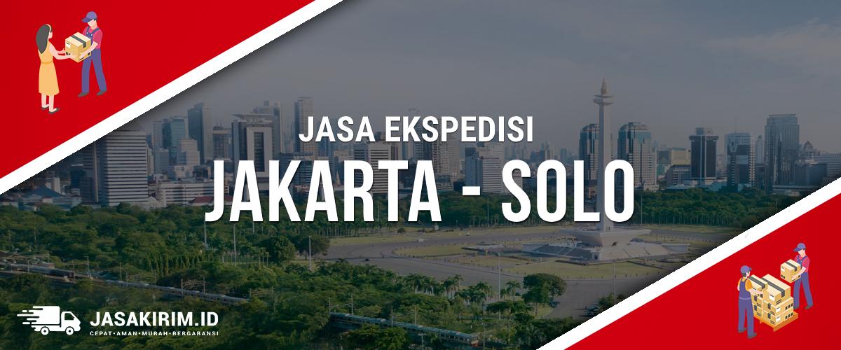 Jasa Ekspedisi Jakarta Solo