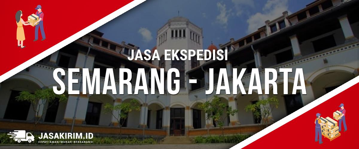 Jasa Ekspedisi Semarang Jakarta