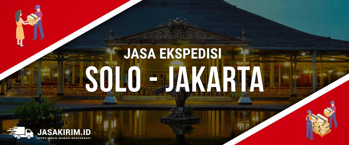 Jasa Ekspedisi Solo Jakarta
