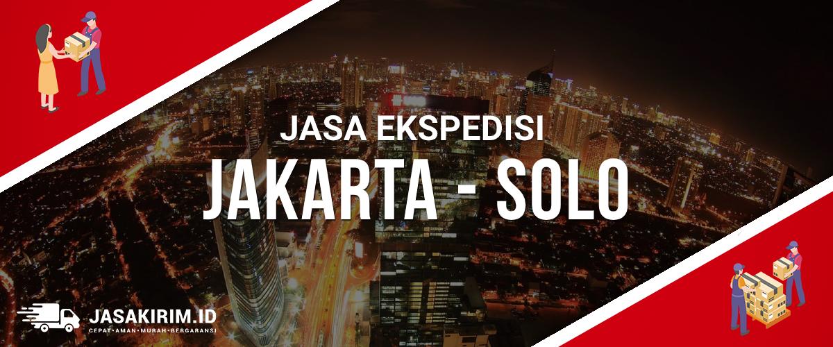Ekspedisi Jakarta Solo