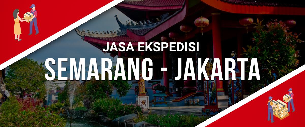 Ekspedisi Semarang Jakarta